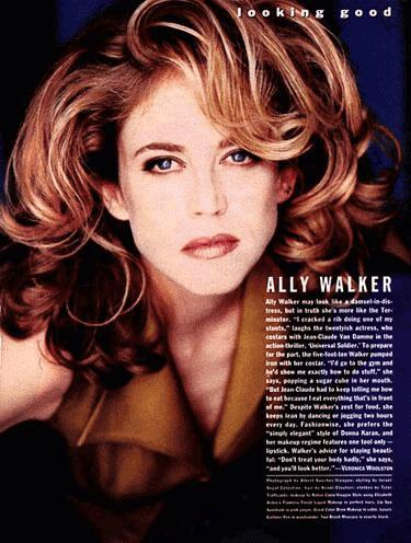 ally walker interview