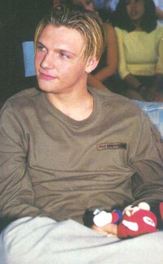 Nick Carter Dating History - FamousFix