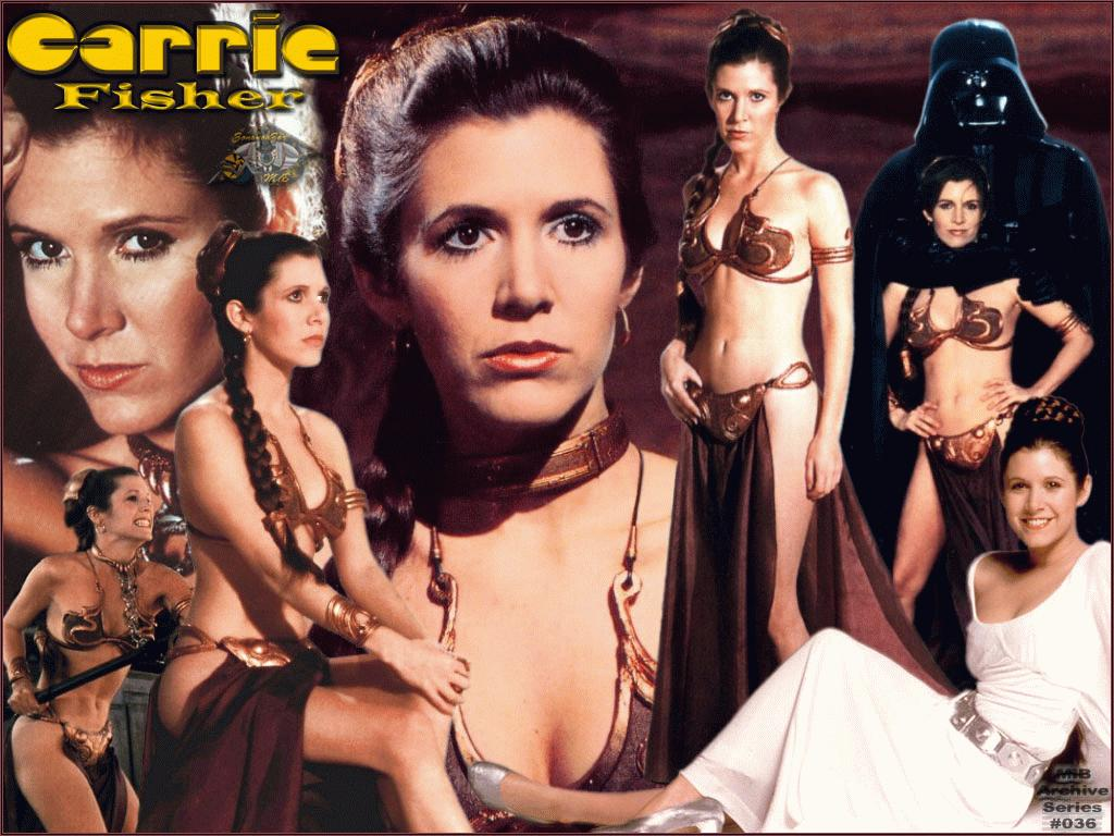Carrie Fisher - Gallery Colection