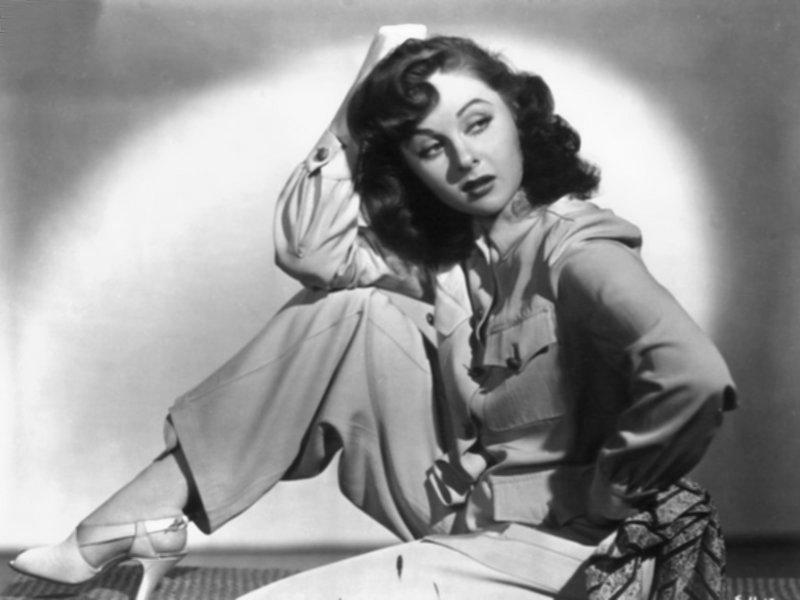 susan hayward wallpapers   gossip rocks